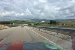 Fahrt Richtung Polatli
