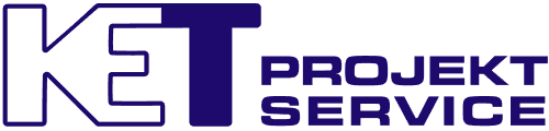 KET Projektservice 500x120
