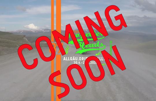 Vorschau aufs Rallye-Video