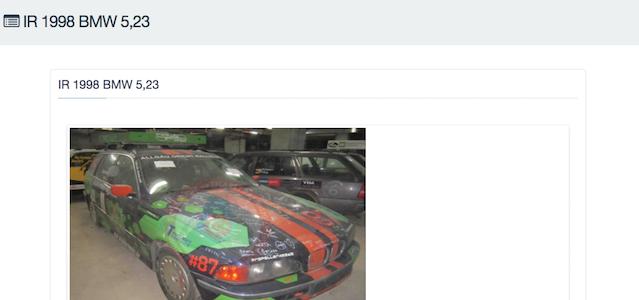 Charity Osteraktion: Ersteigert unser Rallye-Auto!